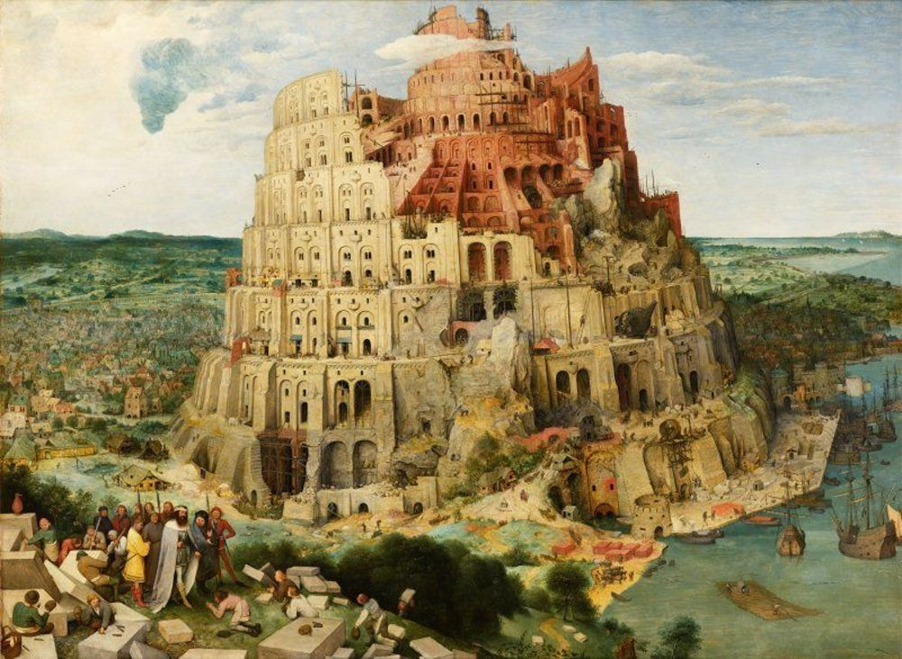 Pieter Bruegel the Elder - The Tower of Babel (Vienna).jpg